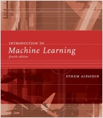 Introduction to Machine Learning, Fourth Edition (Hardcover, 4)