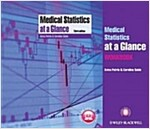 Medical Statistics at a Glance Text and Workbook (Paperback, Revised)