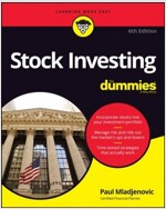 Stock Investing for Dummies (Paperback, 6)
