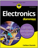 Electronics for Dummies (Paperback, 3rd Edition)