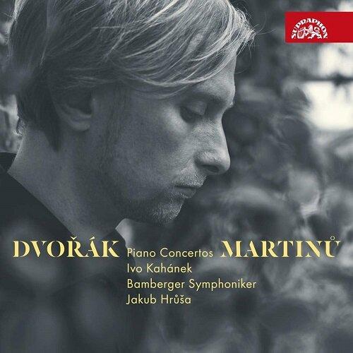 [수입] 드보르자크: 피아노 협주곡 G단조 op.33 / 마르티누: 피아노 협주곡 4번