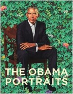 The Obama Portraits (Hardcover)