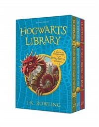 The Hogwarts Library Box Set (Package)