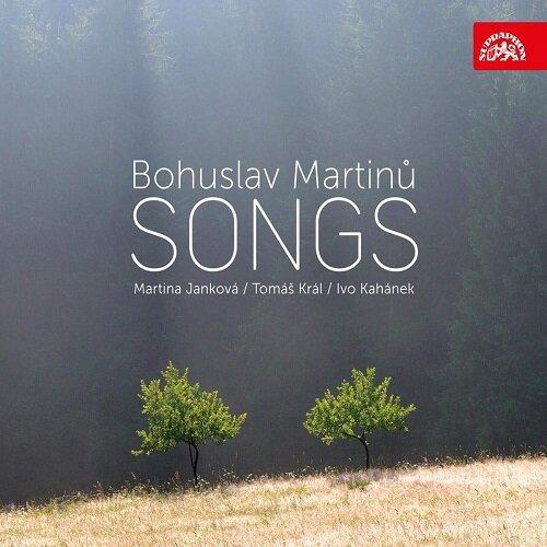 [수입] 마르티누 : 가곡과 노래