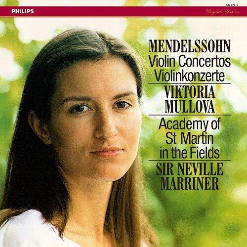 [수입] 멘델스존 : 바이올린 협주곡 [180g LP]