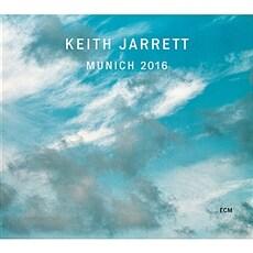 [수입] Keith Jarrett - Munich 2016 [2CD]