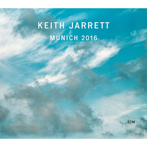 [수입] Keith Jarrett - Munich 2016 [2CD]