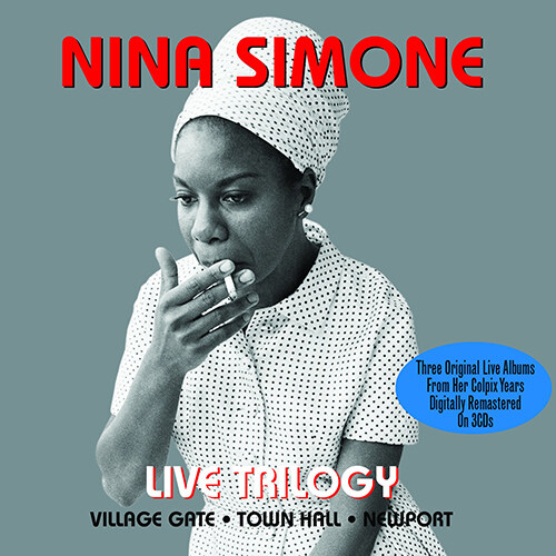 [수입] Nina Simone - Live Trilogy [3CD]