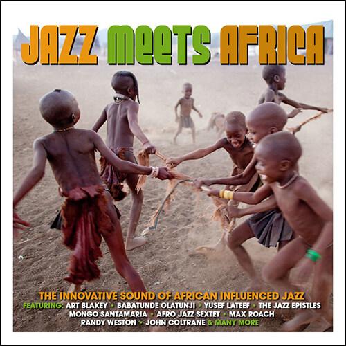 [수입] Jazz Meets Africa [3CD]