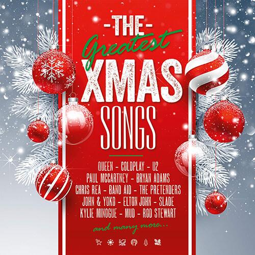 [수입] The Greatest X-Mas Songs [180g 화이트 & 레드 2LP]