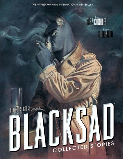 Blacksad: The Collected Stories (Paperback)
