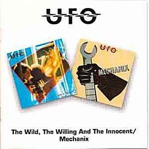[중고] [수입] UFO – The Wild, The Willing And The Innocent / Mechanix