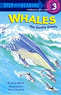 Whales, the Gentle Giants (Paperback)