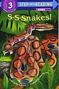 S-S-Snakes! (Paperback)