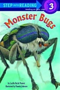 Monster Bugs (Paperback)