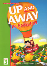 Up and Away in English: 3: Student Book (Paperback)