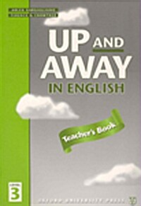 Up and Away in English: 3: Teachers Book (Paperback)