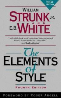 The Elements of Style (Paperback, 4)