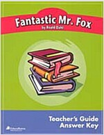 Fantastic Mr. Fox: Teacher's Guide /Answer Key (Paperback)