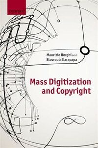 Copyright and mass digitization : a cross-jurisdictional perspective 1st ed