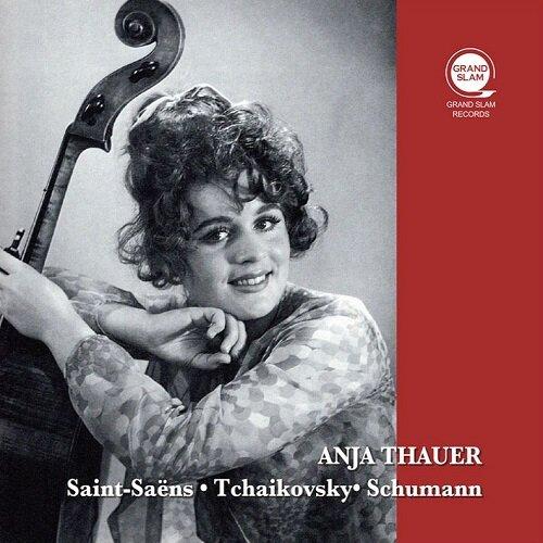 [수입] 생상스 & 슈만: 첼로 협주곡 / 차이코프스키: 로코코 주제 변주곡