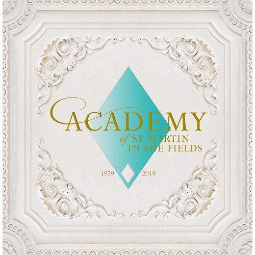 [수입] Academy Of St. Martin-In-The-Fields 60주년 기념 한정반 [오리지널 커버 60CD]