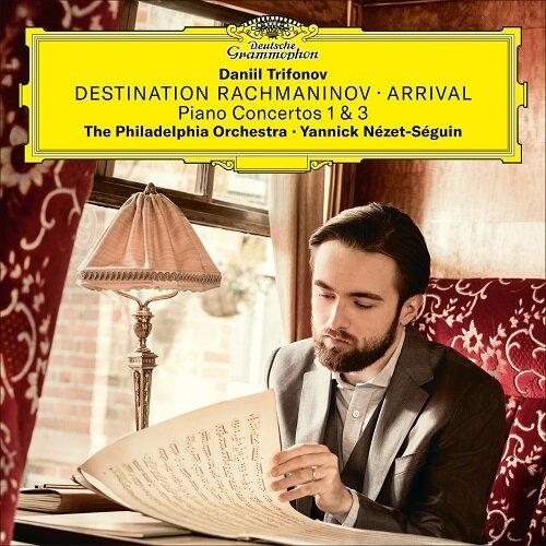 [수입] 라흐마니노프 : 피아노 협주곡 1, 3번 [게이트폴드 180g 2LP]
