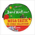 David Walliams Mega-tastic CD Story Collection - 32 CDs (Audio CD 32장, Unabridged, 영국판)