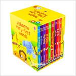 Usborne Very First Words Collection 10권 박스 세트 (BoardBook 10권, 영국판)