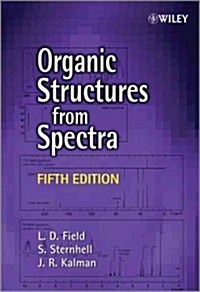 Organic Structures from Spectra (Paperback, 5)