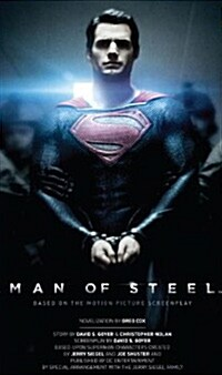 [중고] Man of Steel (Paperback)