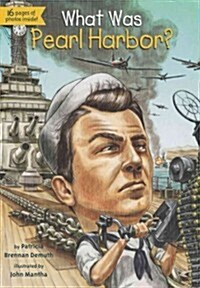 What Was Pearl Harbor? (Paperback)
