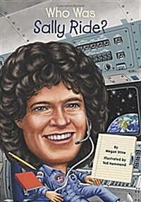 Who Was Sally Ride? (Paperback)