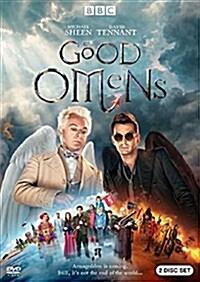 [수입] Good Omens (멋진 징조들)(지역코드1)(한글무자막)(DVD)