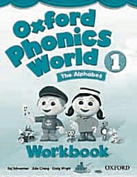 [중고] Oxford Phonics World: Level 1: Workbook (Paperback)