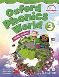 Oxford Phonics World: Level 3: Student Book with MultiROM (Package)