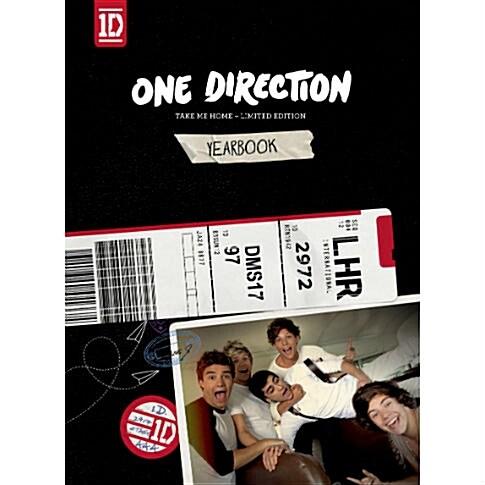 [수입] One Direction - 2집 Take Me Home (Yearbook Edition) [200장 한정 수입반]