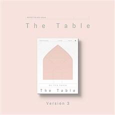 뉴이스트 - 미니 7집 The Table [3 Ver.]