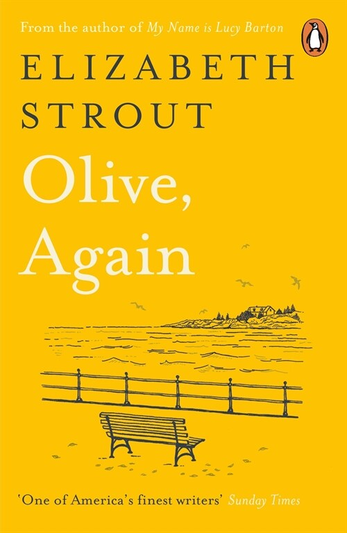 Olive, Again : New novel by the author of the Pulitzer Prize-winning Olive Kitteridge (Paperback)
