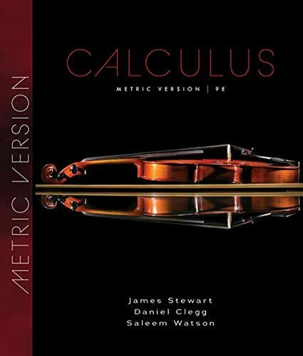 Calculus, International Metric Edition (Paperback, 9 Revised edition)