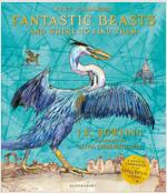 Fantastic Beasts and Where to Find Them : Illustrated Edition (Paperback)