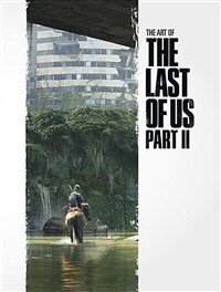 The Art of the Last of Us Part 2 (Hardcover)
