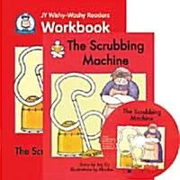 [노부영WWR] The Scrubbing Machine (Paperback + Workbook + Audio CD)