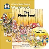 [노부영WWR] The Pirate Feast (Paperback + Workbook + Audio CD)