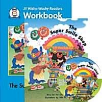 [노부영WWR] The Super Smile Shop (Paperback + Workbook + Audio CD)