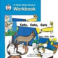 [노부영WWR] Cats, Cats, Cats (Paperback + Workbook + Audio CD)