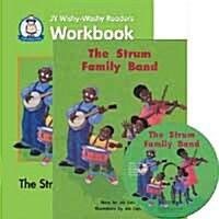 [노부영WWR] The Strum Family Band (Paperback + Workbook + Audio CD)