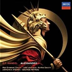 [수입] 헨델 : 알레산드로 HWV21 [3CD]