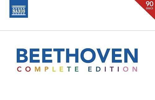 [수입] 베토벤 : 작품 전집 [90CD]