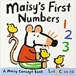 Maisy's First Numbers (Board Books)